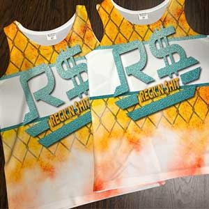 3D – Kickball Jerseys