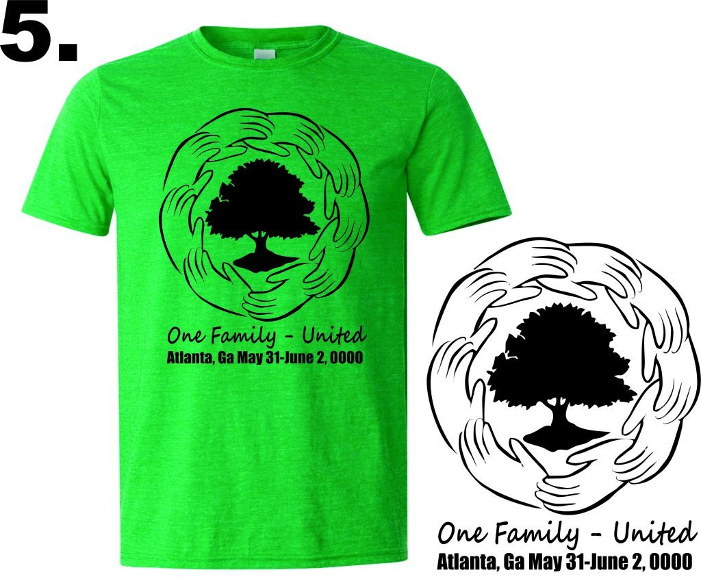 5b84273236 Family Reunion T Shirts In Atlanta – EDGE Engineering and Consulting ...