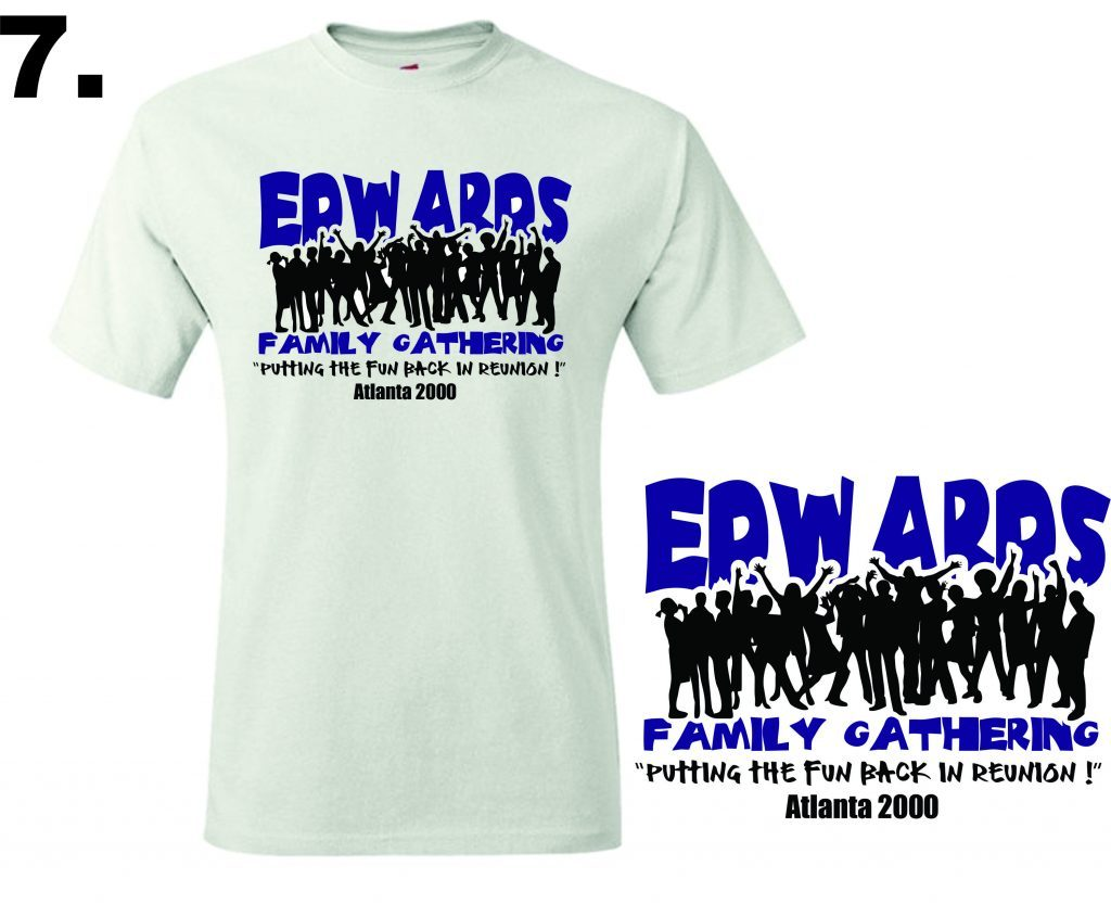 1561b25369 Family Reunion T Shirt Designs Funny   Top Mode Depot